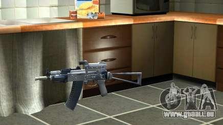 Pak inländischen Waffen Version 3 für GTA San Andreas
