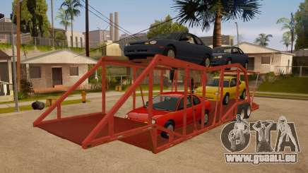 Camion semi-remorque pour GTA San Andreas