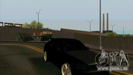 LEXUS IS300 Light tuned für GTA San Andreas