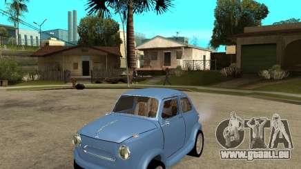 ZAZ 965 Zaporozhets HotRod für GTA San Andreas