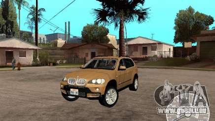 BMW X5 E70 für GTA San Andreas