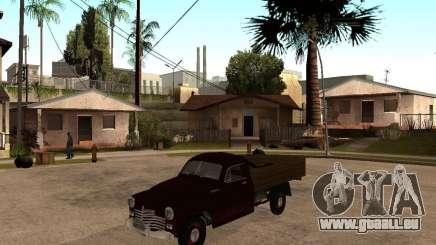GAZ M-20 Pobeda PickUp für GTA San Andreas