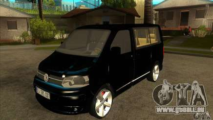 Volkswagen Caravelle 2011 SWB pour GTA San Andreas