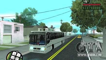 Busscar Urbanus SS Volvo B10M pour GTA San Andreas