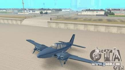 Beechcraft Baron 58 T für GTA San Andreas