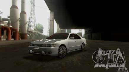 Toyota Cresta JZX90 für GTA San Andreas