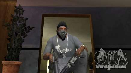 Ingram MAC-10 de Counter-strike pour GTA San Andreas