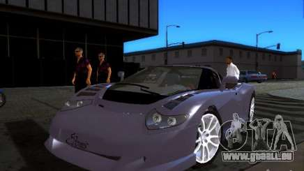 B Engineering Edonis pour GTA San Andreas