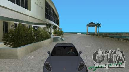 Porsche Panamera für GTA Vice City