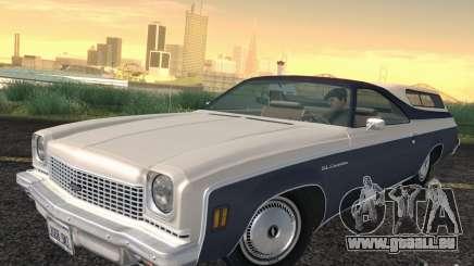 Chevrolet El Camino 1973 für GTA San Andreas