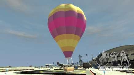 Balloon Tours option 9 pour GTA 4