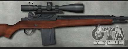 M14 Sniper pour GTA San Andreas