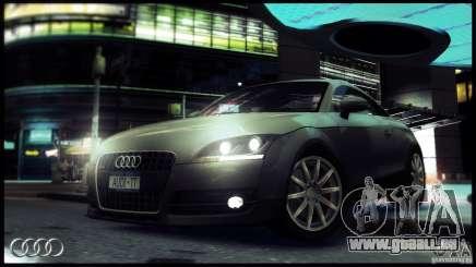 Audi TT 2007 [NFS Undercover] für GTA 4