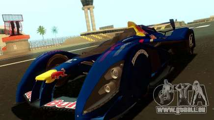 X2010 Red Bull für GTA San Andreas