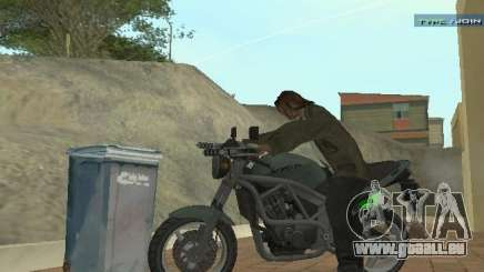 JCP-600 dans GTA IV pour GTA San Andreas