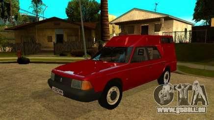 AZLK 2901 für GTA San Andreas
