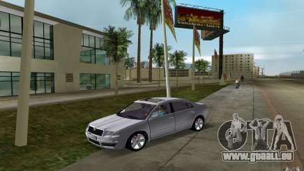 Skoda Superb 2.2 v.4 final pour GTA Vice City
