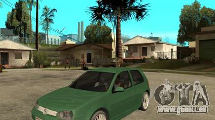 Volkswagen Golf IV GTI pour GTA San Andreas