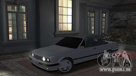 BMW 3-er E30 pour GTA 4