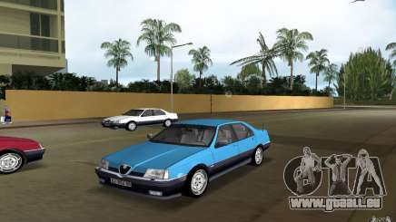 Alfa Romeo 164 für GTA Vice City