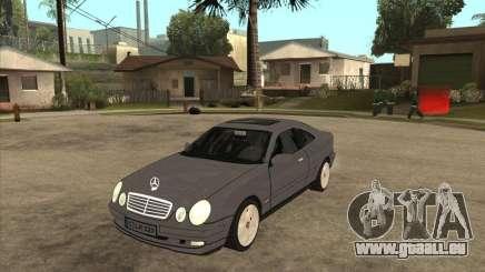 Mercedes-Benz CLK320 Coupe pour GTA San Andreas