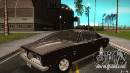 Plymouth Barracuda Formula S für GTA San Andreas