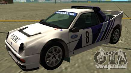 Ford RS200 rally pour GTA San Andreas