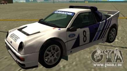 Ford RS200 rally für GTA San Andreas
