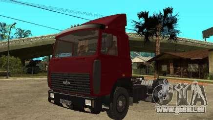 MAZ 642208 pour GTA San Andreas