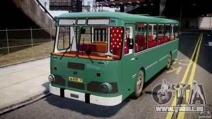LIAZ 677 v2.0 pour GTA 4