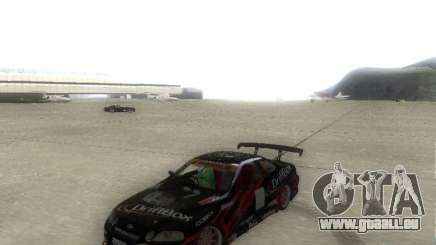 Toyota Soarer JZZ30 pour GTA San Andreas