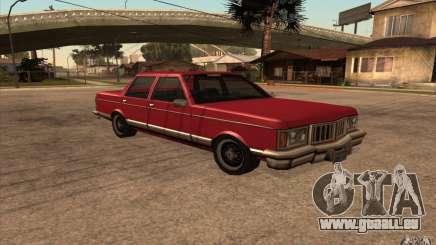 Regal 1987 San Andreas Stories pour GTA San Andreas