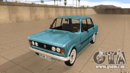 Fiat 125p pour GTA San Andreas