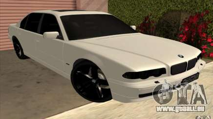 BMW 750iL E38 pour GTA San Andreas