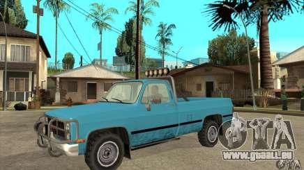 GMC Sierra 2500 für GTA San Andreas