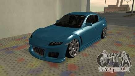 Mazda RX8 VIP pour GTA San Andreas