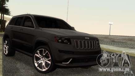 Jeep Grand Cherokee SRT8 für GTA San Andreas