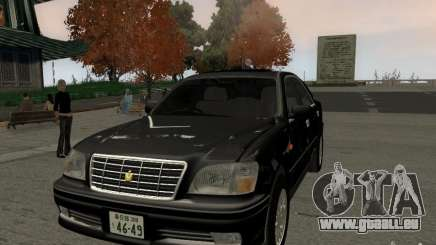 Toyota Crown Majesta S170 für GTA San Andreas