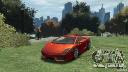 Lamborghini Gallardo LP 560-4 für GTA 4