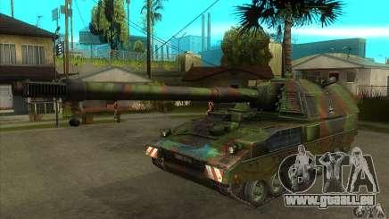 Panzerhaubitze 2000 pour GTA San Andreas