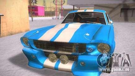 Shelby GT500 Eleanor für GTA San Andreas