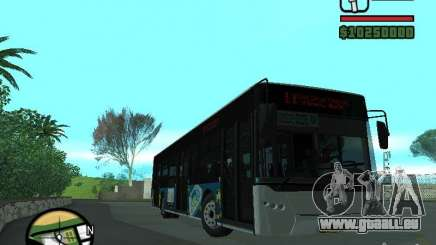 CityLAZ 12 LF für GTA San Andreas