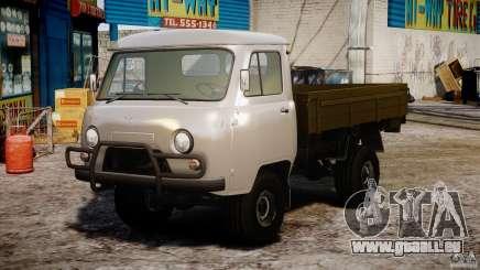 UAZ 451DM pour GTA 4