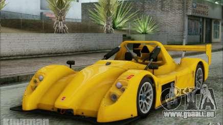 Radical SR3 RS 2009 für GTA San Andreas