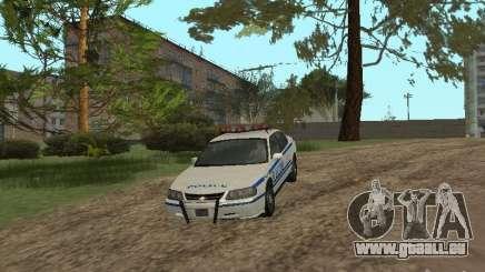Polizei von GTA 4 für GTA San Andreas