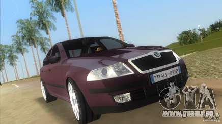 Skoda Octavia 2005 für GTA Vice City