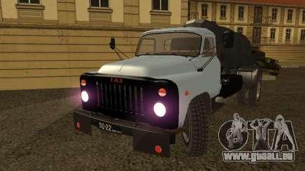 GAZ 53 Kit de finition pour GTA San Andreas