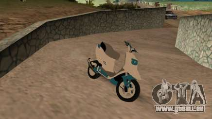 MBK Booster pour GTA San Andreas