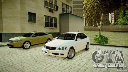 Toyota Altezza Gita Version 2 pour GTA 4