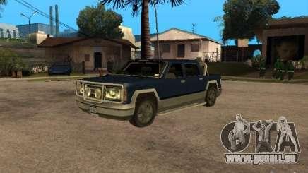 HD Columb pour GTA San Andreas